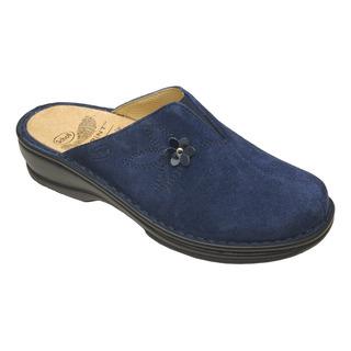 EDITH domáci tmavo modré papuče NOVINKA