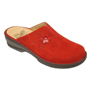EDITH domáce červená papuče NOVINKA