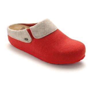 Kapely červená domácej zdravotnej obuv