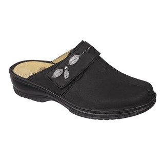 MIRELLA čierna domáca obuv