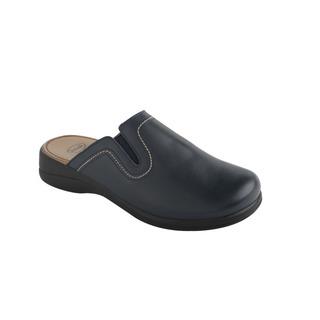 NEW Toffee modrá domáca obuv