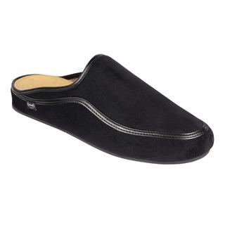 BRANDY čierna domáca obuv