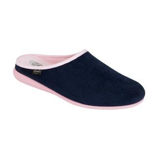 Chiko tmavo modrá domáca obuv