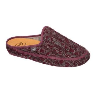 MADDY červená domáca obuv