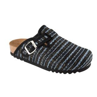 Vaud modré zdravotné papuče