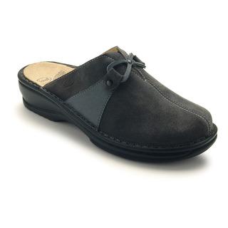 Moniky šedé domáce papuče