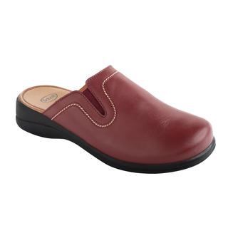 NEW Toffee tmavo červená domáca obuv