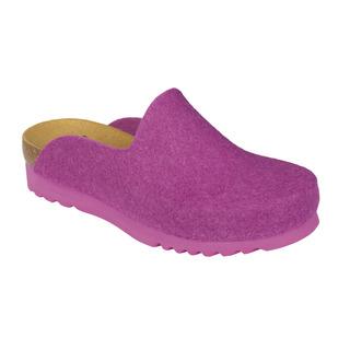 SIRDAL ružová domáca obuv