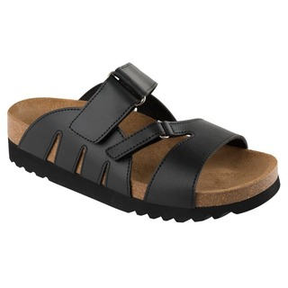 ALABAMA čierne zdravotné papuče