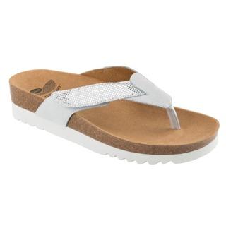 ALAXIAS biele zdravotné papuče