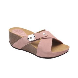 ELON 2.0 - svetlo ružové zdravotné papuče