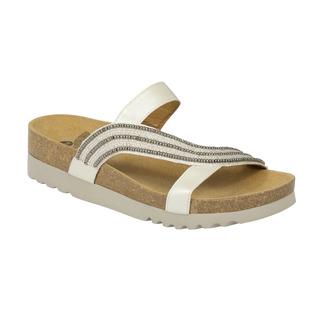 FELISA biele zdravotné papuče