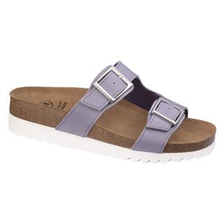 Filippa svetlo fialovej zdravotné papuče