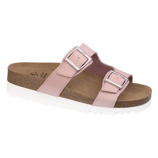 Filippa svetlo ružové zdravotné papuče