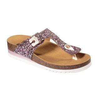 GLAM SS 1 ružové zdravotné papuče
