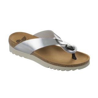 KENNA strieborné zdravotné papuče
