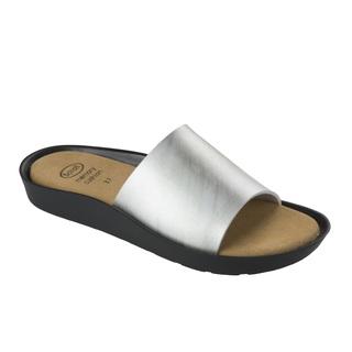 Meisse strieborné zdravotné papuče