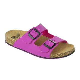 Spikee SS 6 - ružové zdravotné papuče