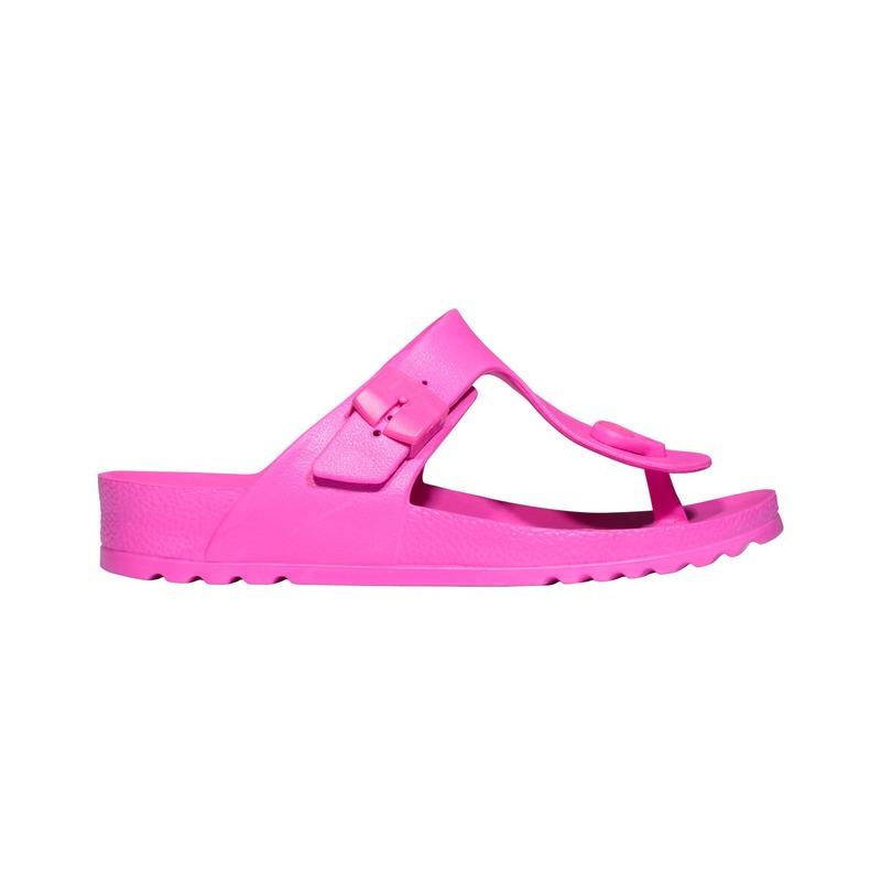 Scholl BAHIA FLIP-FLOP - ružové zdravotné papuče
