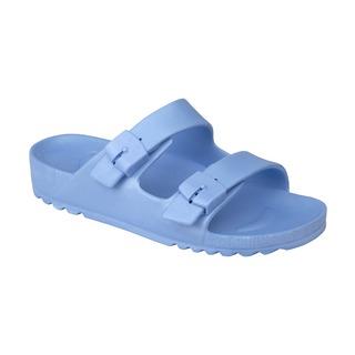 BAHIA - svetlo modré zdravotné papuče