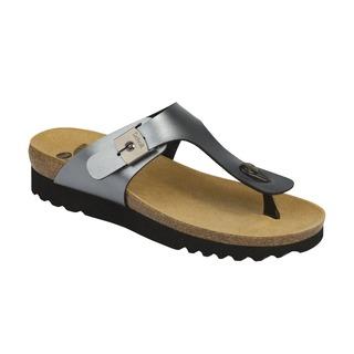 BOA VISTA UP cínová šeď zdravotné papuče