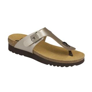 BOA VISTA UP platinové zdravotné papuče