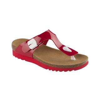 BOA VISTA UP červené zdravotné papuče
