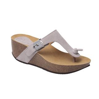 EDNA 2.0 - svetlo šedej zdravotné papuče