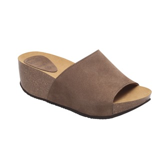 ENIGAN 2.0 - šedé zdravotné papuče