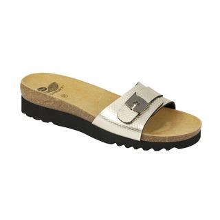 Ginny platinové zdravotné papuče