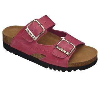 Moldava AD - ružové zdravotné papuče
