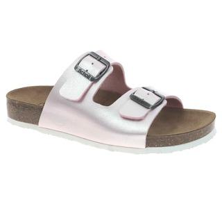 Scholl SHO AMELIA - ružové zdravotné papuče