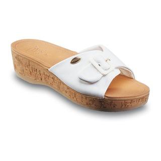 WAPPY biele zdravotné papuče