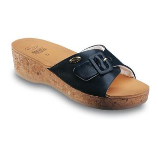 WAPPY tmavo modré zdravotné papuče
