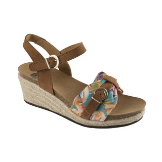 VALE svetlo hnedé zdravotné sandále