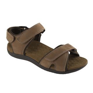 Barwon hnedé zdravotné sandále