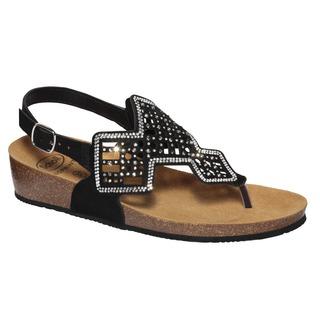 CAMILLA SANDAL čierne zdravotné sandále