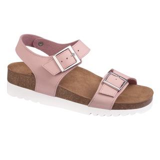 Filippa SANDAL svetlo ružové zdravotné sandále
