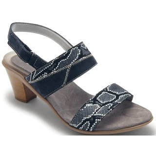 Sáru tmavo modré sandále