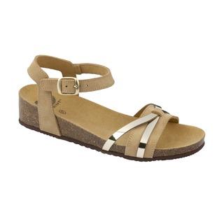 KELLY pieskové zdravotné sandále