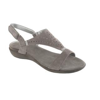 MARION šedé zdravotné sandále