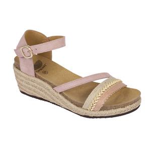 Mayr svetlo ružové zdravotné sandále