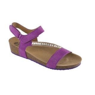 SBRILLI ružové sandále