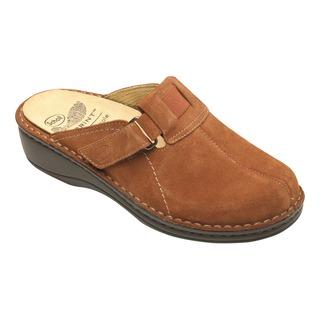 Dorna hnedá domáca obuv