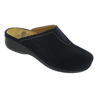 DUCHESS domáci tmavo modré papuče VÝPREDAJ