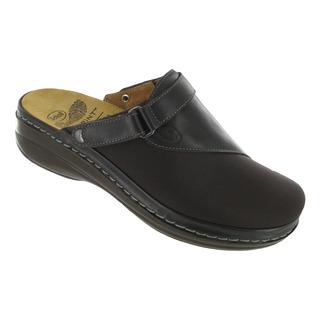 Maul tmavo hnedá domáca obuv VÝPREDAJ