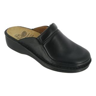 NEW NICOLE ADJ čierna domáca obuv